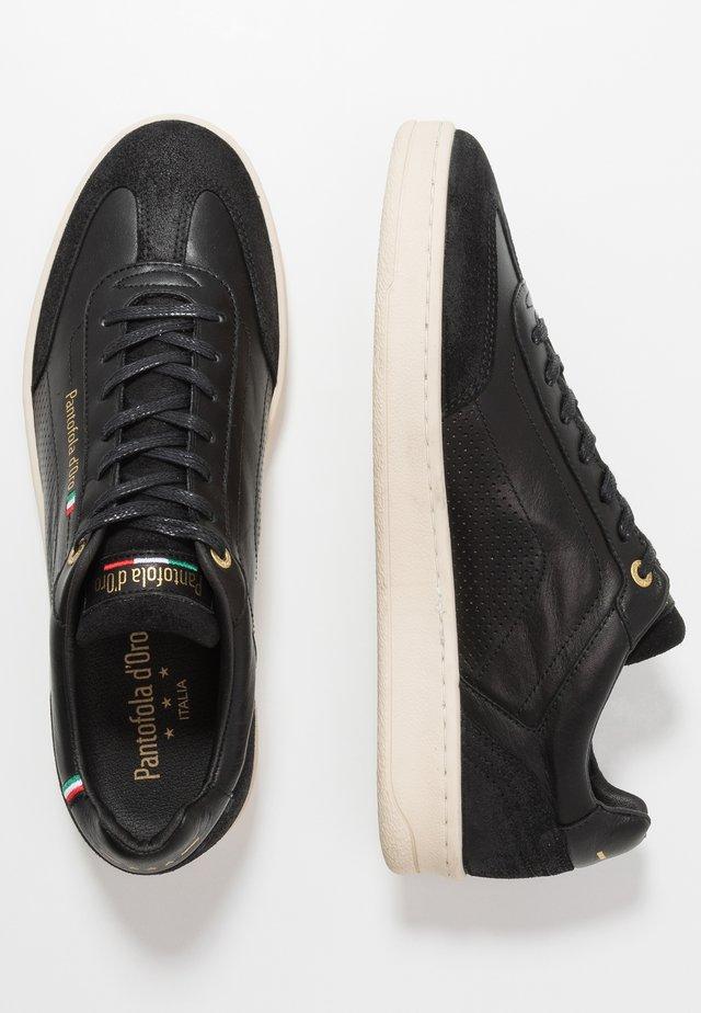 MESSINA UOMO - Sneakers basse - black