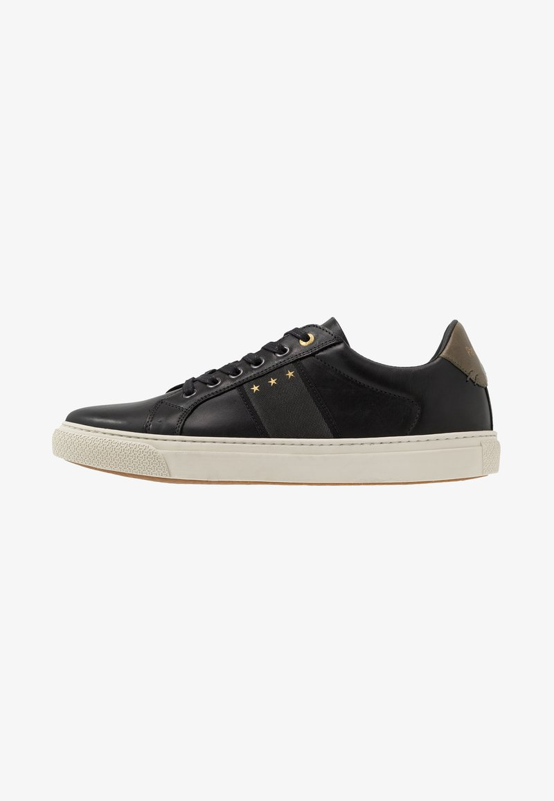 Pantofola d'Oro - NAPOLI UOMO - Matalavartiset tennarit - black