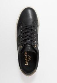 Pantofola d'Oro - NAPOLI UOMO - Matalavartiset tennarit - black - 1
