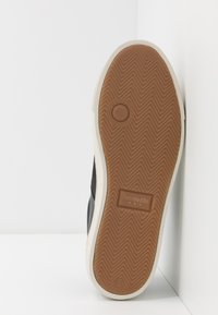 Pantofola d'Oro - NAPOLI UOMO - Matalavartiset tennarit - black - 4