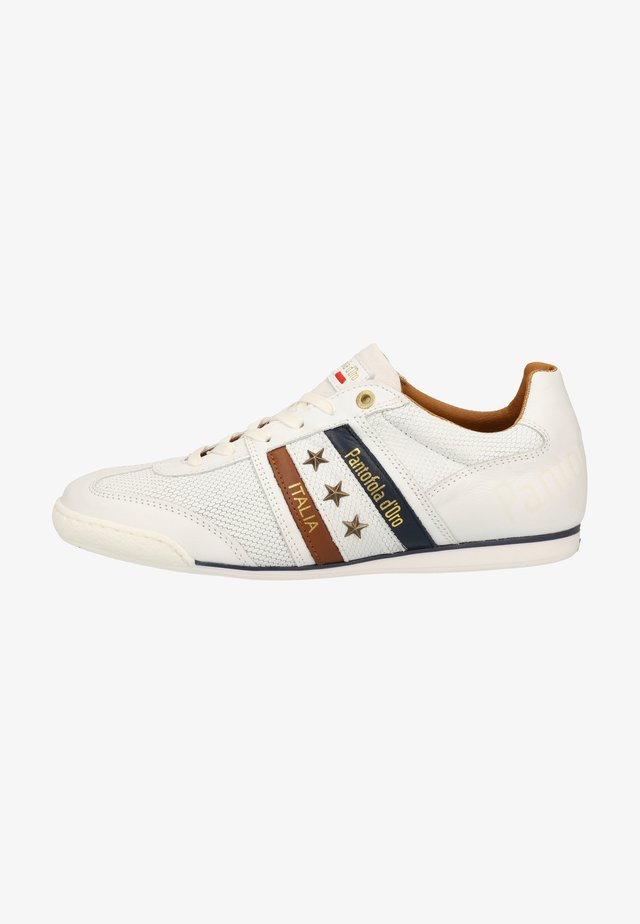 D ORO  - Sneakers laag - bright white