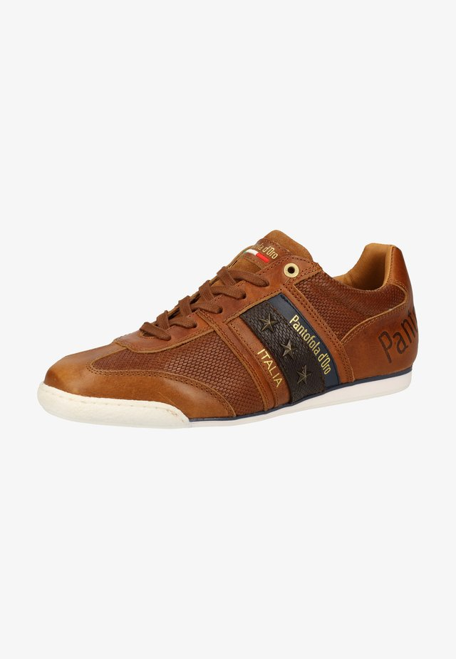 D ORO  - Trainers - tortoise shell