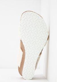 Papillio - DOROTHY - Heeled mules - cream - 6