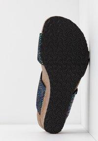 Papillio - DOROTHY - Heeled mules - multicolor/black - 6