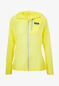 Patagonia - HOUDINI - Outdoor jacket - pineapple - 4