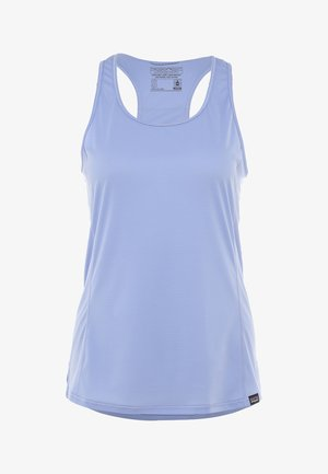 CAP COOL LIGHTWEIGHT TANK - Koszulka sportowa - light violet blue