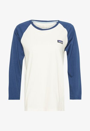 IN CONVERSION - Long sleeved top - stone blue