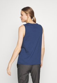 Patagonia - ROOT REVOLUTION MUSCLE TEE - Topper - stone blue - 2