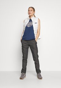 Patagonia - ROOT REVOLUTION MUSCLE TEE - Topper - stone blue - 1