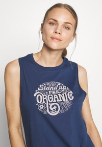 Patagonia - ROOT REVOLUTION MUSCLE TEE - Topper - stone blue - 3