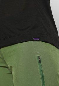 Patagonia - CAP COOL TRAIL BIKE - T-Shirt basic - black - 5