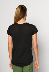 Patagonia - CAP COOL TRAIL BIKE - T-Shirt basic - black - 2