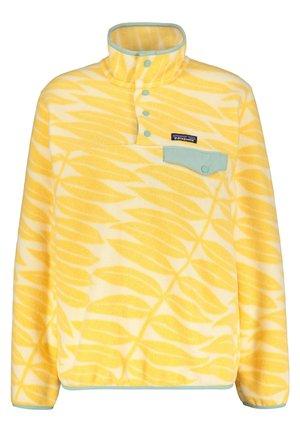 """PATAGONIA DAMEN FLEECEPULLOVER """"LIGHTWEIGHT SNCHILLA SNAP-T PULL - Fleece jumper - gelb (510)"""
