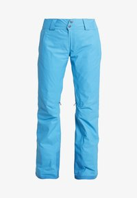 Patagonia - INSULATED SNOWBELLE PANTS - Pantaloni da neve - curacao blue - 4