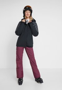 Patagonia - INSULATED SNOWBELLE PANTS - Ski- & snowboardbukser - light balsamic - 1
