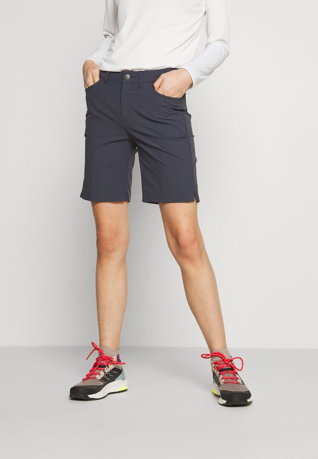 SKYLINE TRAVELER SHORTS - Short de sport - smolder blue