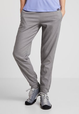 HAMPI ROCK PANTS - Pantalones - feather grey