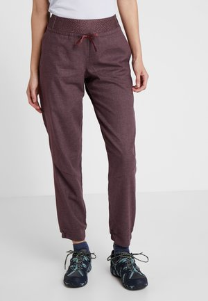 HAMPI ROCK PANTS - Trousers - light balsamic