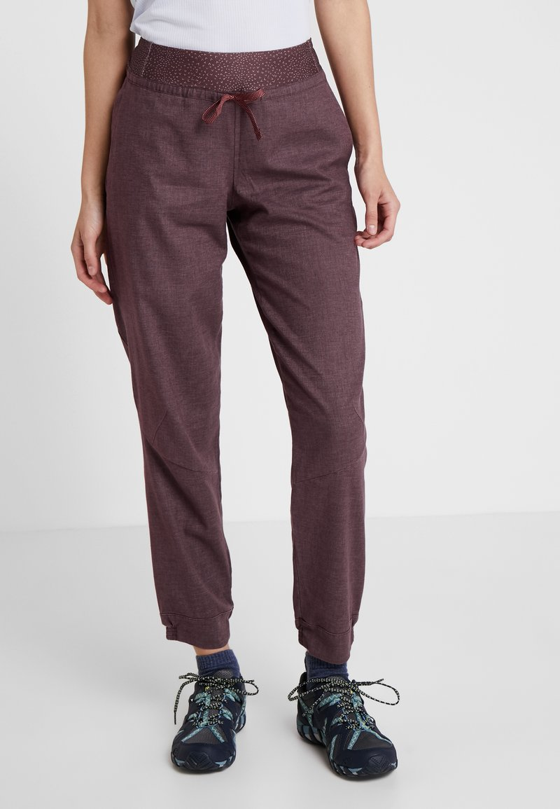 Patagonia - HAMPI ROCK PANTS - Pantaloni - light balsamic