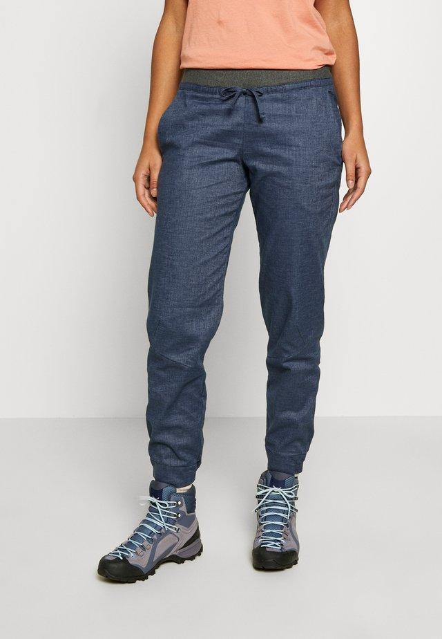 HAMPI ROCK PANTS - Trousers - dolomite blue