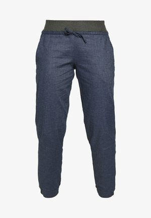 HAMPI ROCK PANTS - Pantaloni - dolomite blue