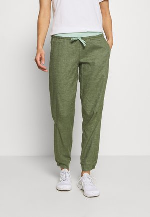 HAMPI ROCK PANTS - Stoffhose - camp green