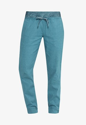 HAMPI ROCK PANTS - Bukse - tasmanian teal