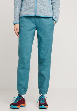 HAMPI ROCK PANTS - Trousers - tasmanian teal