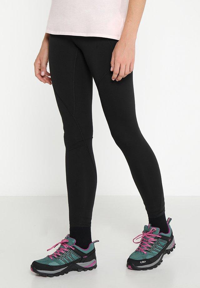 CENTERED - Leggings - black