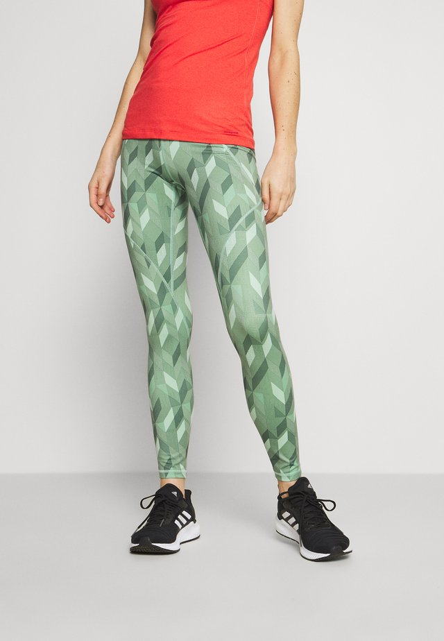 CENTERED - Legging - gypsum green