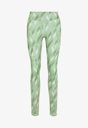 CENTERED - Leggings - gypsum green