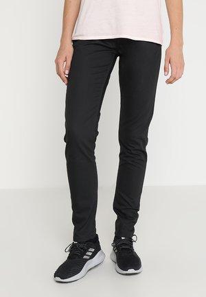 PINYON PINES PANTS - Długie spodnie trekkingowe - ink black