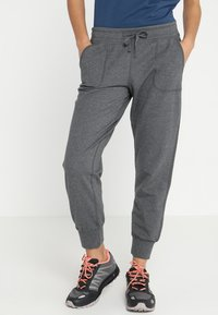 Patagonia - AHNYA PANTS - Tracksuit bottoms - forge grey - 0