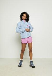 Patagonia - BARELY BAGGIES SHORTS - Sports shorts - marble pink - 1