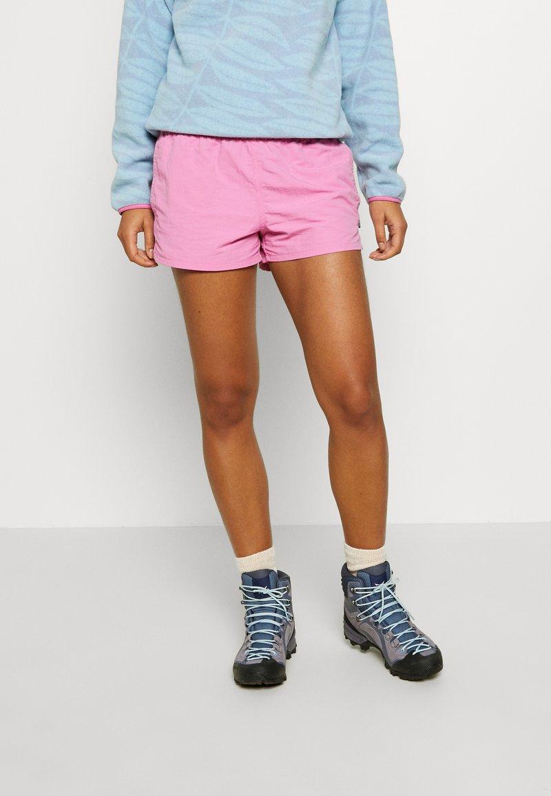 Patagonia - BARELY BAGGIES SHORTS - Sports shorts - marble pink