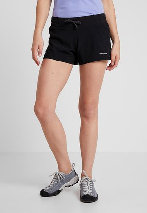 NINE TRAILS SHORTS - kurze Sporthose - black