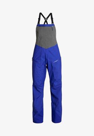 SNOWDRIFTER - Pantalon de ski - cobalt blue