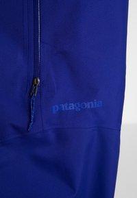 Patagonia - SNOWDRIFTER - Pantaloni da neve - cobalt blue - 7