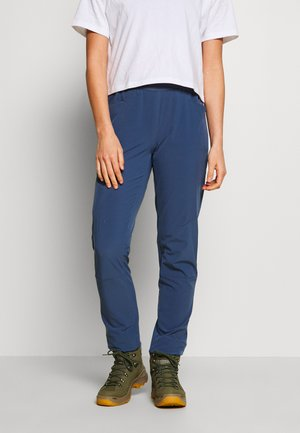 CHAMBEAU ROCK PANTS - Trousers - dolomite blue