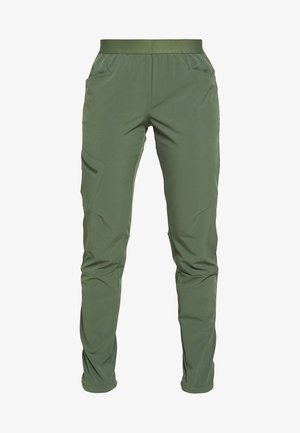 CHAMBEAU ROCK PANTS - Trousers - camp green