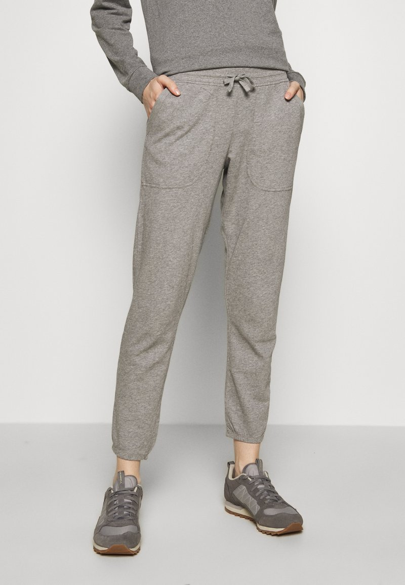 Patagonia - PANTS - Tracksuit bottoms - feather grey
