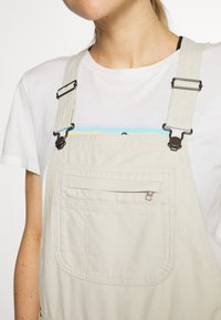 Patagonia - STAND UP OVERALLS - Sports shorts - dyno white - 6
