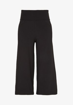 STEM GEM ROCK CROPS - 3/4 sports trousers - black