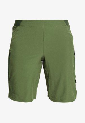 TYROLLEAN BIKE SHORTS - Short de sport - camp green