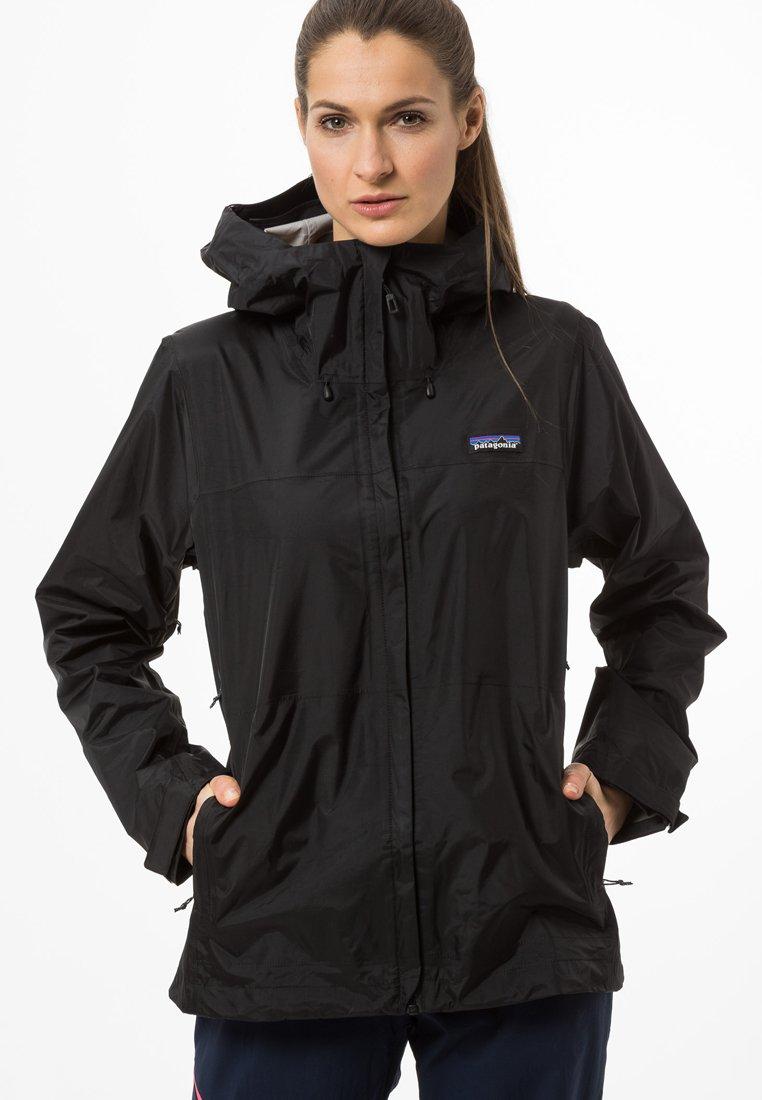 Patagonia - TORRENTSHELL - Hardshell jacket - black