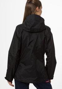 Patagonia - TORRENTSHELL - Hardshell jacket - black - 2