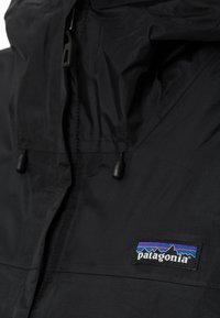 Patagonia - TORRENTSHELL - Hardshell jacket - black - 4
