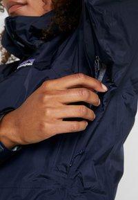 Patagonia - TORRENTSHELL - Hardshell jacket - navy blue - 3