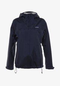 Patagonia - TORRENTSHELL - Outdoorjas - navy blue - 4
