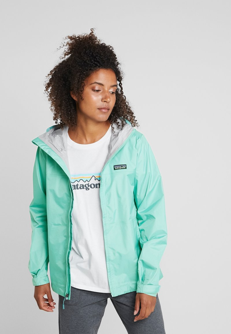 Patagonia - TORRENTSHELL - Hardshell jacket - vjosa green